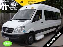 Mercedes-Benz Sprinter 513 17 Seat Wheelchair Access - Thumb 0