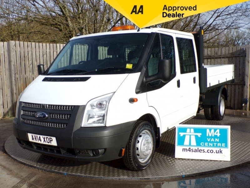 Ford Transit T350 C/CAB TIPPER 1 STOP BODY Image 1