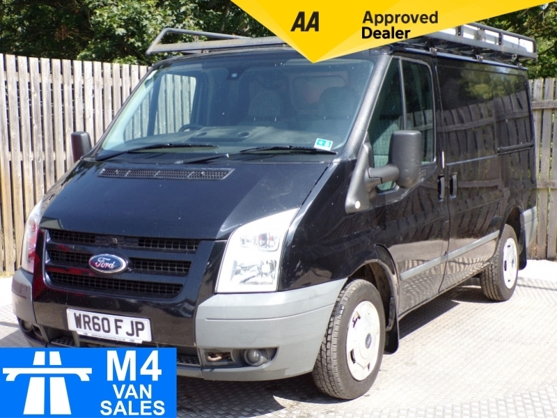 Ford Transit T260S TREND SWB 115PS FWD Image 1