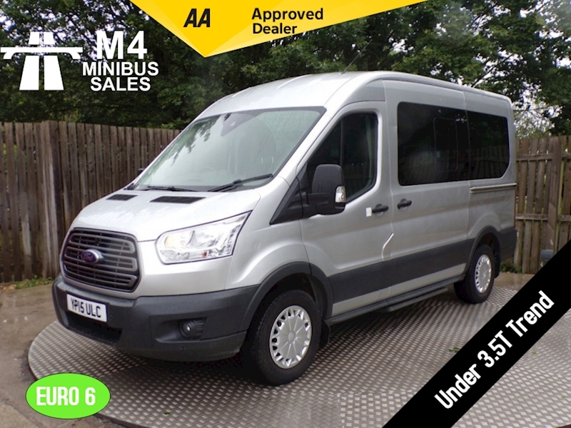 Ford Transit 12 seat,trend,125ps Image 1