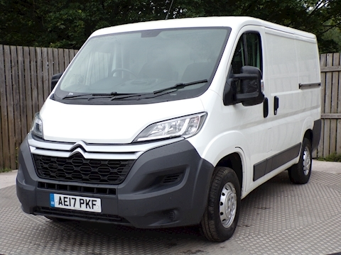 Relay 30 swb L1h1 Enterprise Panel Van 2.0 Manual Diesel