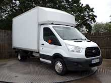 Ford Transit 350 LUTON LWB TAIL LIFT 10FT 2
