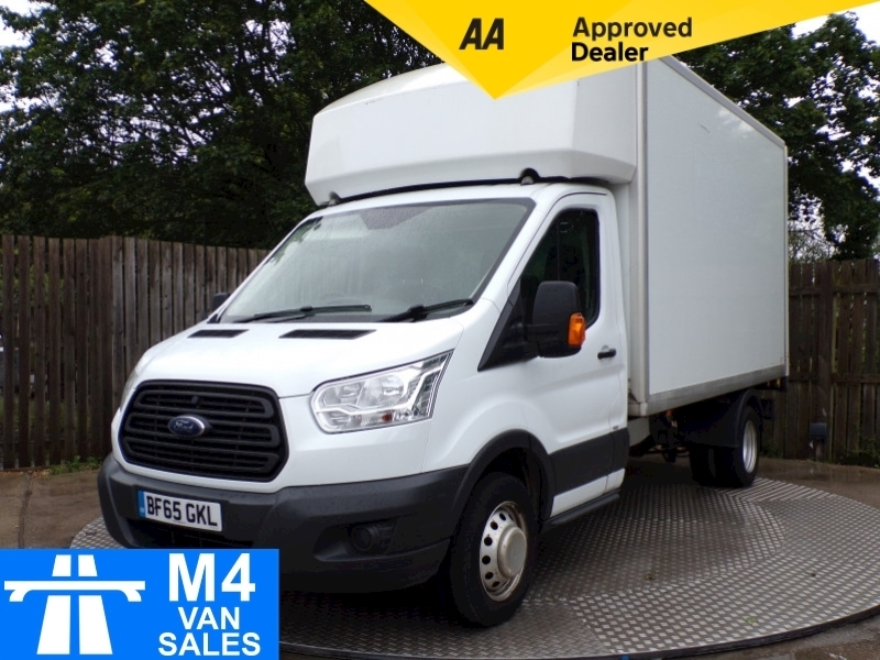 Ford Transit 350 LUTON LWB TAIL LIFT Image 1