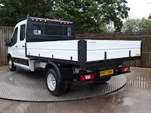 Ford Transit Tipper 350 EURO 6 - Thumb 7