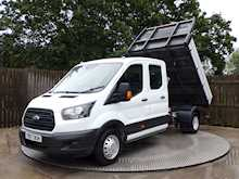 Ford Transit Tipper 350 EURO 6 - Thumb 10