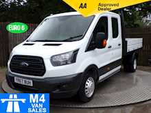 Ford Transit Tipper 350 EURO 6 - Thumb 0