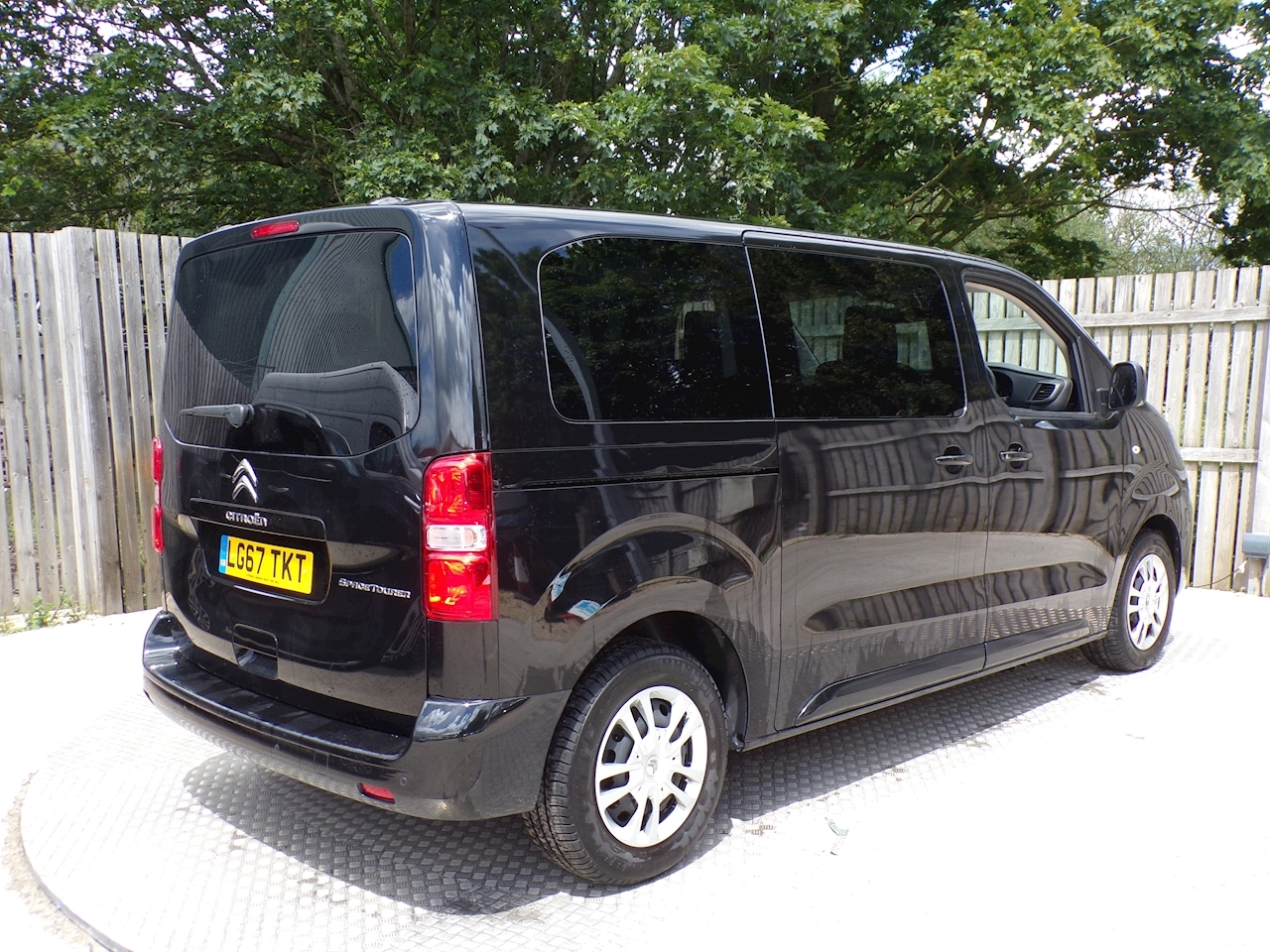 Citroen Spacetourer Business M 8 Seater