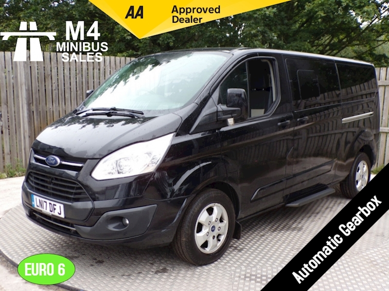 Ford Tourneo Custom Titanium LWB 9 Seat 130PS Image 1