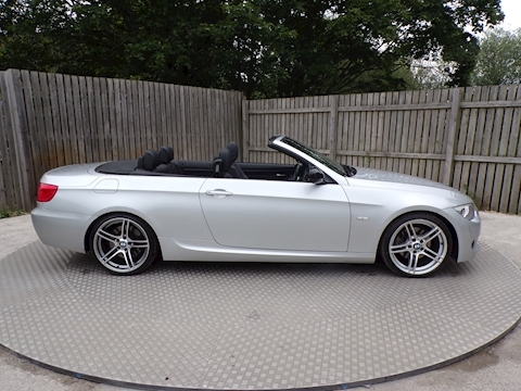 3 Series 330D Sport Plus Edition Convertible 3.0 Automatic Diesel