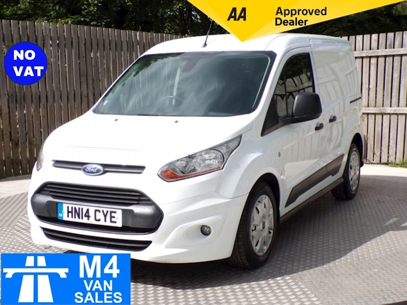 Ford Transit Connect 200 Trend A/C SWB 100PS *NO VAT* Image 1