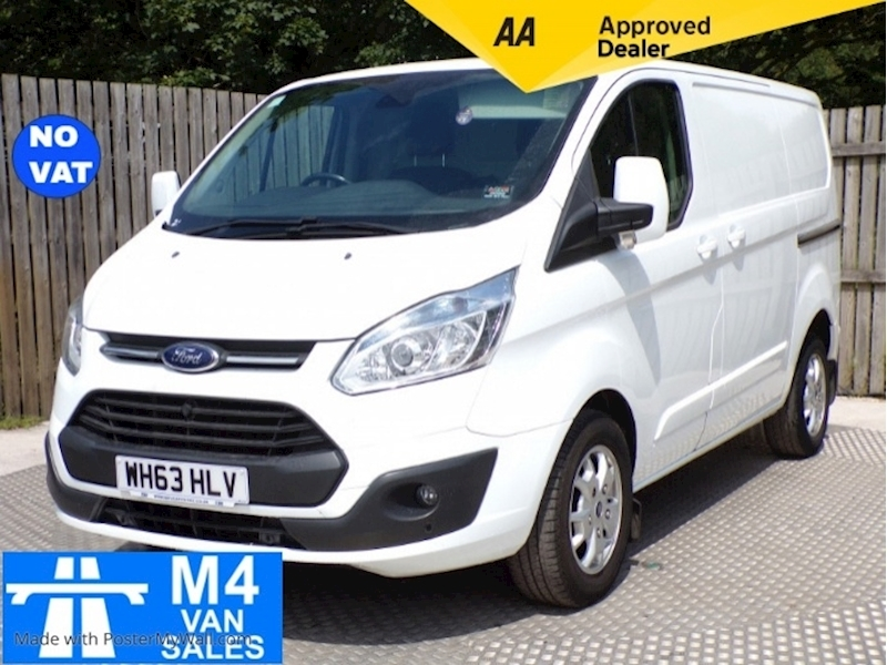 Ford Transit Custom 270 Limited L/R SWB *NO VAT* Image 1
