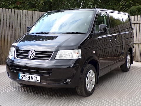 Transporter T30 SWB 130TDi 4 Motion Panel Van 2.5 Manual Diesel
