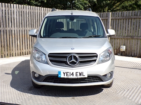 Citan 109 Cdi Traveliner Panel Van 1.5 Manual Diesel