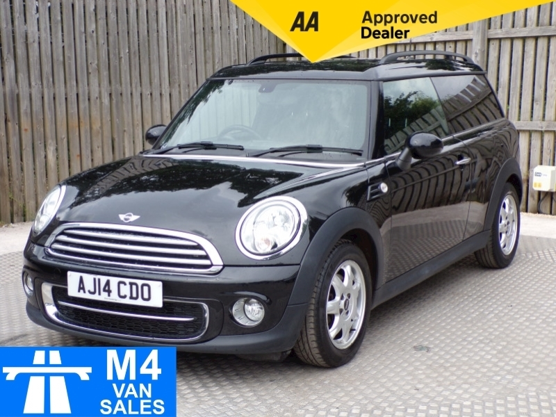 Mini Clubvan Cooper D Car Derived Van 1.6 Manual Diesel