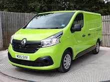 Renault Trafic Sl27 Business Plus Energy Dci SWB *NO VAT* - Thumb 1