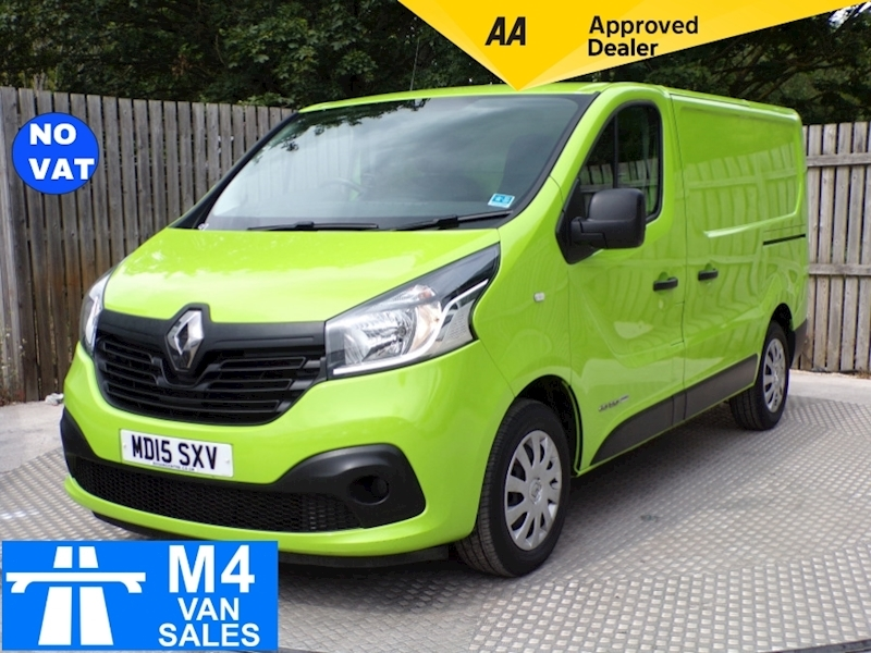 Renault Trafic Sl27 Business Plus Energy Dci SWB *NO VAT* Image 1