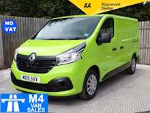 Renault Trafic Sl27 Business Plus Energy Dci SWB *NO VAT* - Thumb 0