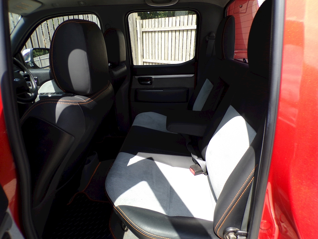 Ford Ranger Wildtrak Dcb 4X4 *NO VAT*