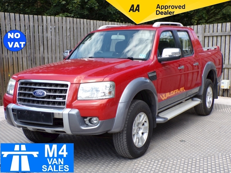 Ranger Wildtrak Dcb 4X4 Pick-Up 3.0 Manual Diesel
