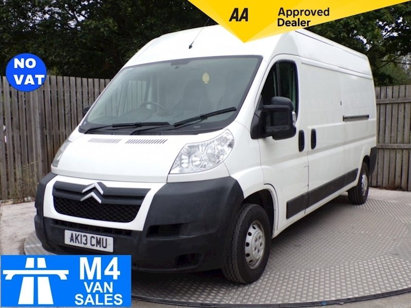 Citroen Relay 35 L3h2 Enterprise Hdi **NO VAT** Image 1