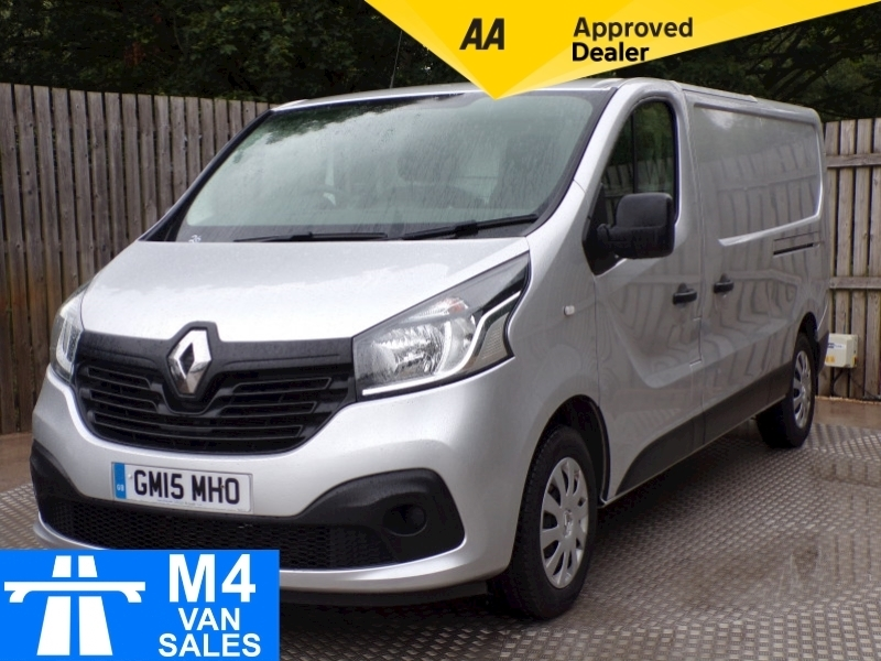 Renault Trafic Ll29 Business Plus Energy Dci S/R LWB Image 1