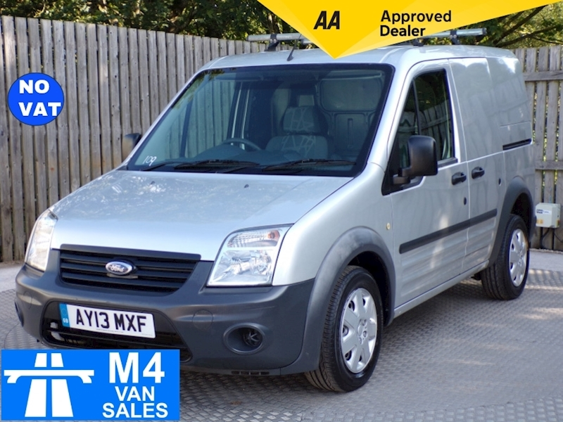 Ford Transit Connect T220 L/R SWB **NO VAT** Image 1