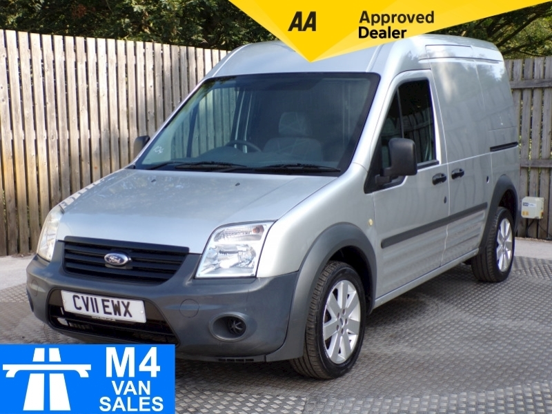 Ford Transit Connect T230 H/R LWB Image 1
