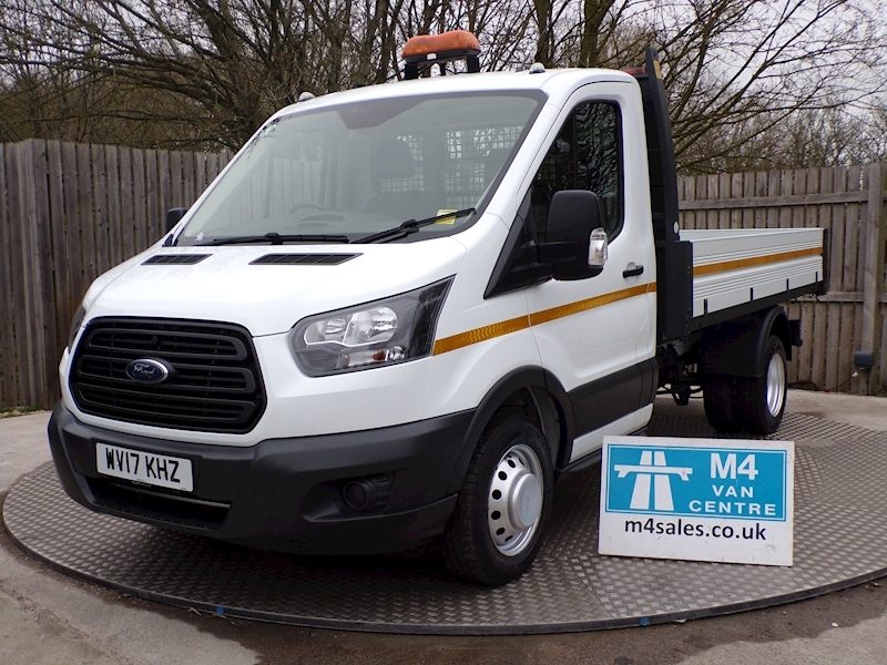 Ford Transit 350 1 Stop Tipper 130PS EURO 6 Image 1