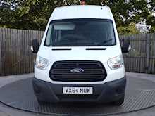 Ford Transit 350 High roof  crew van 9 seater - Thumb 2