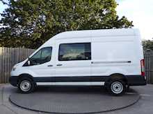 Ford Transit 350 High roof  crew van 9 seater - Thumb 8