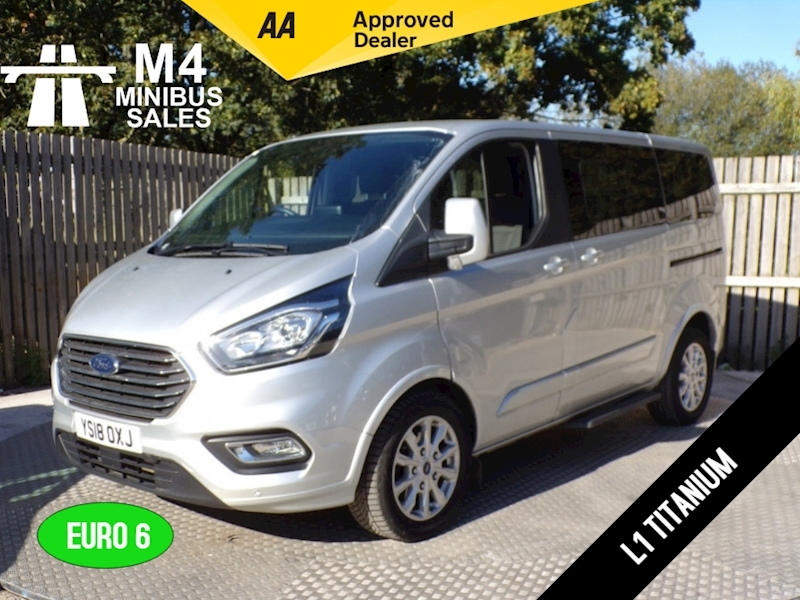 Tourneo Custom 310 Titanium Mpv 2.0 Manual Diesel