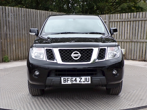 Navara Dci Acenta 4X4 kingcab Pick-Up 2.5 Manual Diesel