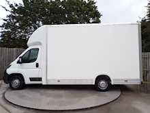 Peugeot Boxer Blue Hdi 335 L3 LOW LOADER a/c - Thumb 8