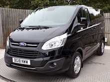 Ford Transit Custom 270 Limited L/R NO VAT  EURO 6 AC - Thumb 1
