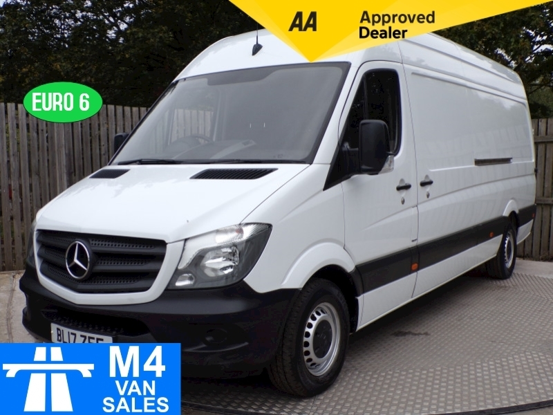 Mercedes-Benz Sprinter 314 Cdi LWB High Roof  **EURO 6** Image 1