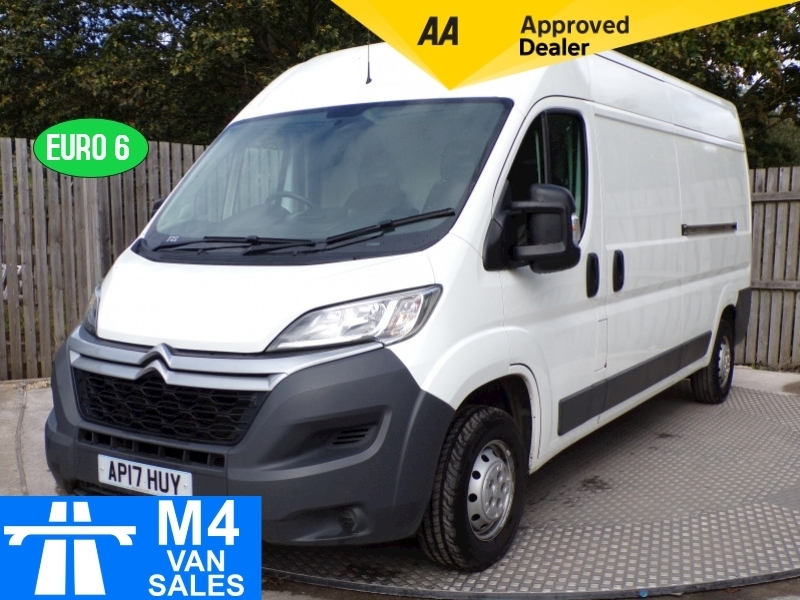 Citroen Relay 35 L3 h2 Enterprise Blue hdi EURO 6 Image 1