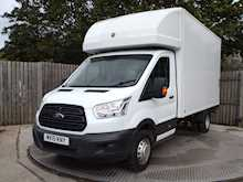 Ford Transit 350 Luton LWB with Taillift - Thumb 1
