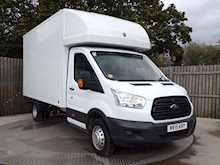 Ford Transit 350 Luton LWB with Taillift - Thumb 3