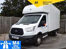 Ford Transit 350 Luton LWB with Taillift - Thumb 0