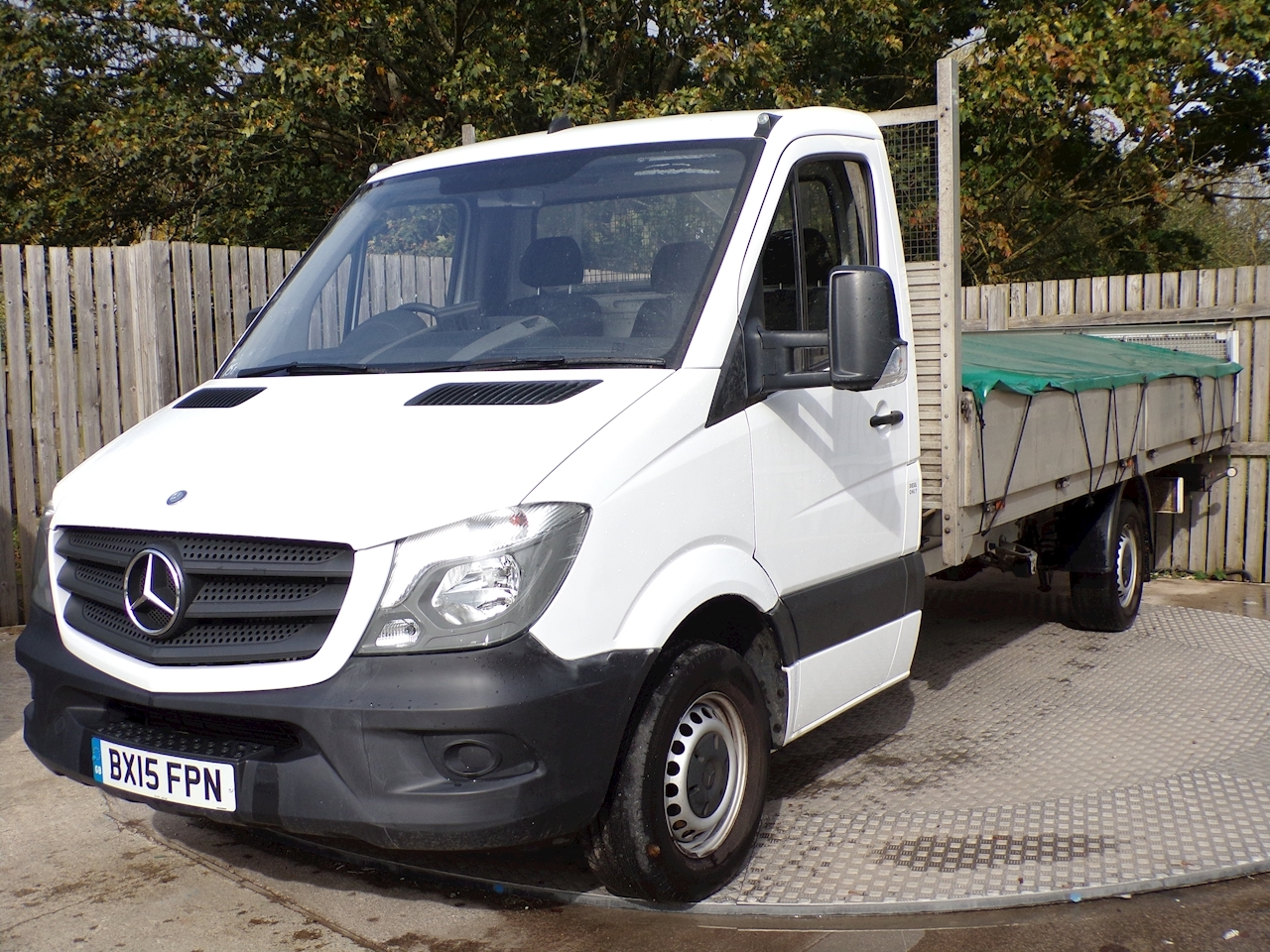 Mercedes-Benz Sprinter 313 Cdi LWB Dropside