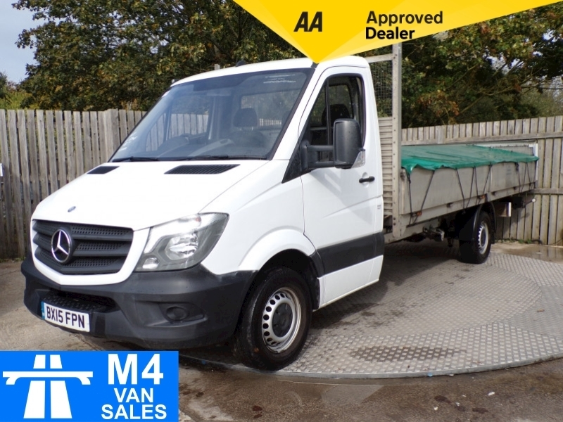 Sprinter 313 Cdi LWB Dropside 2.1 Manual Diesel