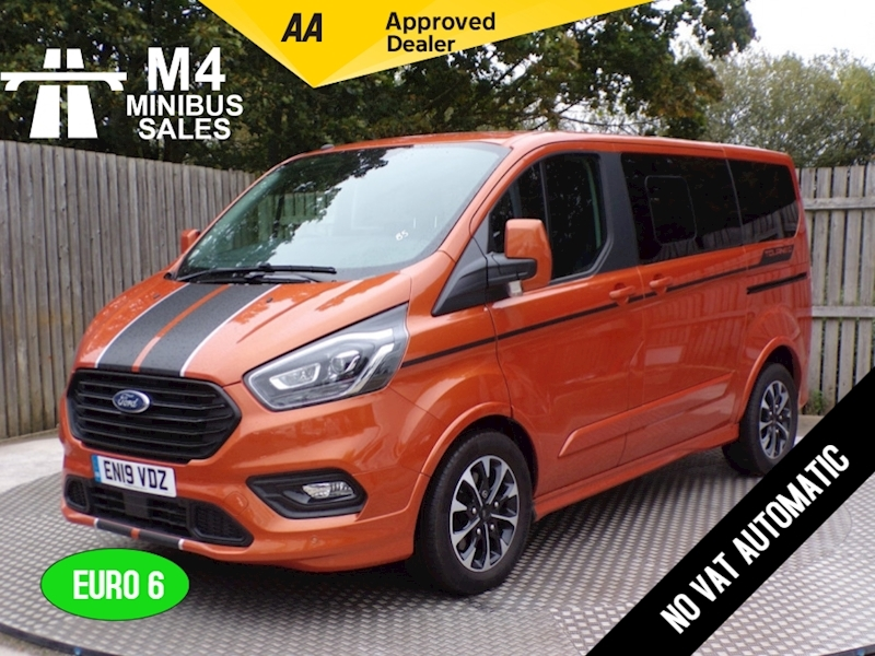 Ford Tourneo Custom 310 Sport 170ps Auto Image 1