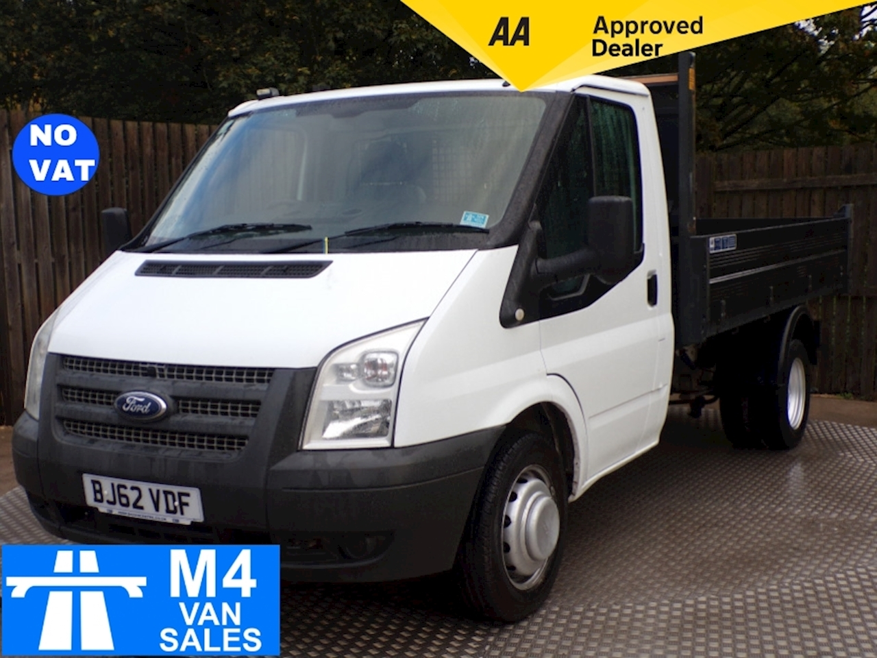 outlet boutique beauty order Used 2012 Ford Transit 350 TIPPER 125PS **NO VAT** 10FT 6 ...