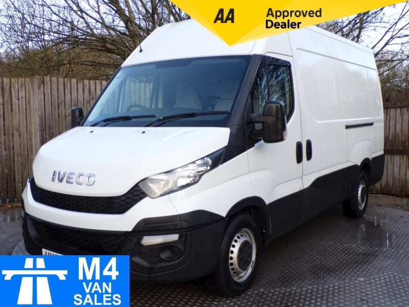 Iveco Daily 35S13v MWB 2.3 HIGH ROOF Image 1
