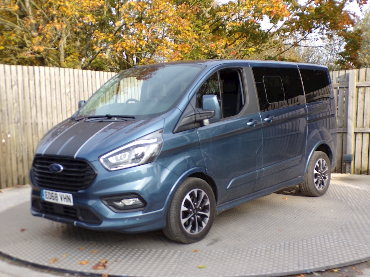 Ford Tourneo Custom 310 Sport