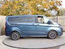 Ford Tourneo Custom 310 Sport - Thumb 5