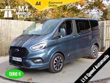 Ford Tourneo Custom 310 Sport - Thumb 0