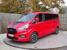 Ford Tourneo Custom 310 Sport Rare L2 170ps - Thumb 28