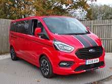 Ford Tourneo Custom 310 Sport Rare L2 170ps - Thumb 4