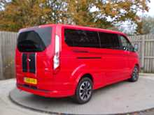 Ford Tourneo Custom 310 Sport Rare L2 170ps - Thumb 7